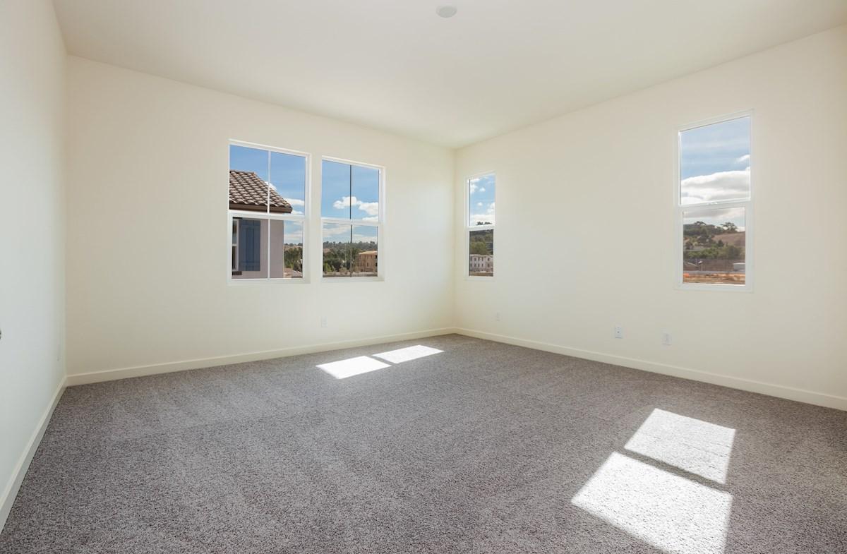 Primrose quick move-in spacious master bedroom