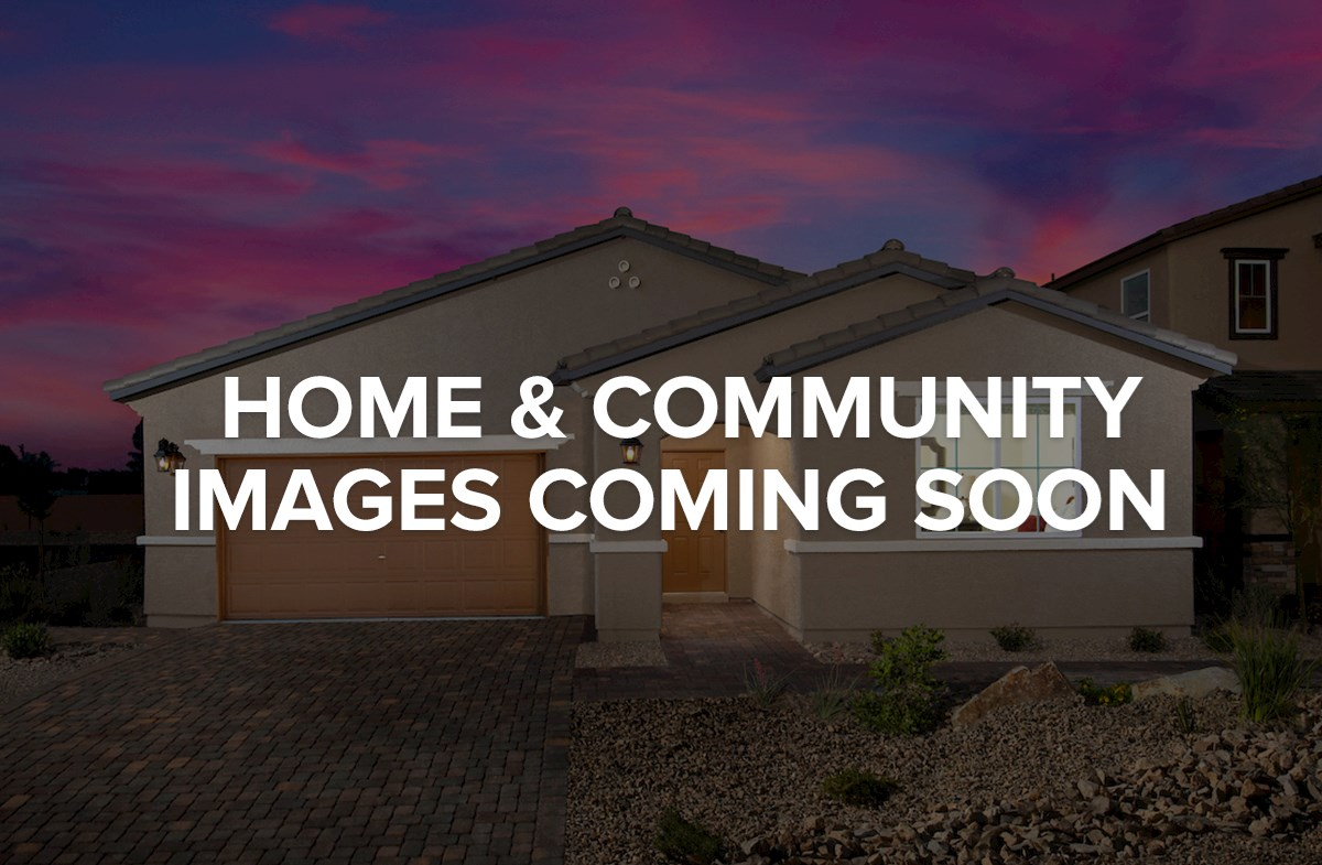 New Single-Famly Homes in North Las Vegas
