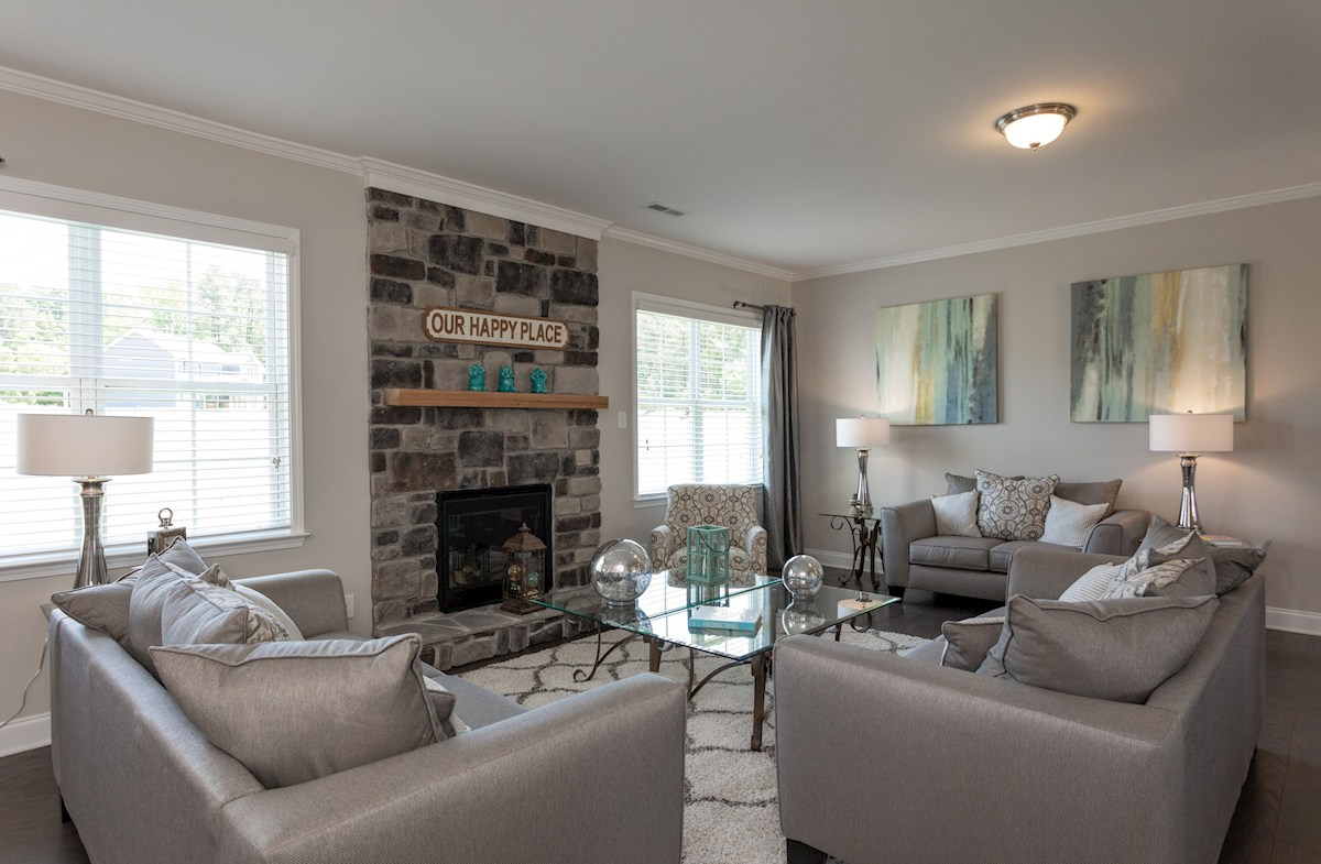 Pamlico family room
