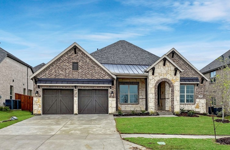 Bandera Elevation Hill Country L quick move-in