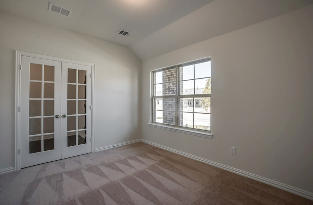 Silverado quick move-in Silverado private study with French doors