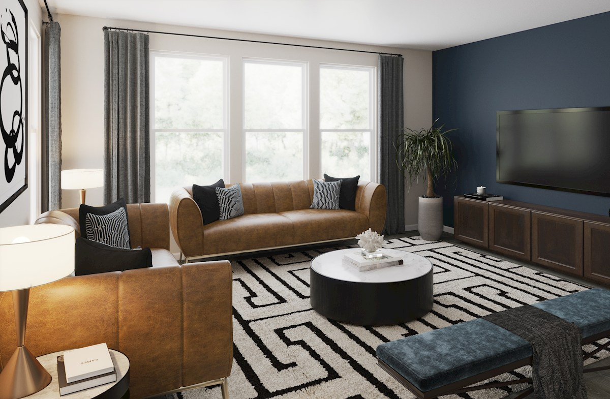 Cooper family room