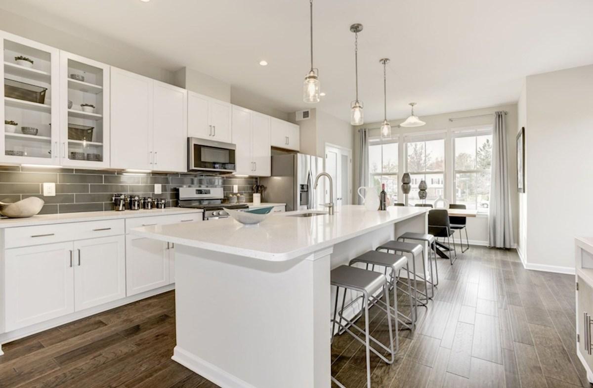 Enclave at Long Branch Alexander spacious kitchen