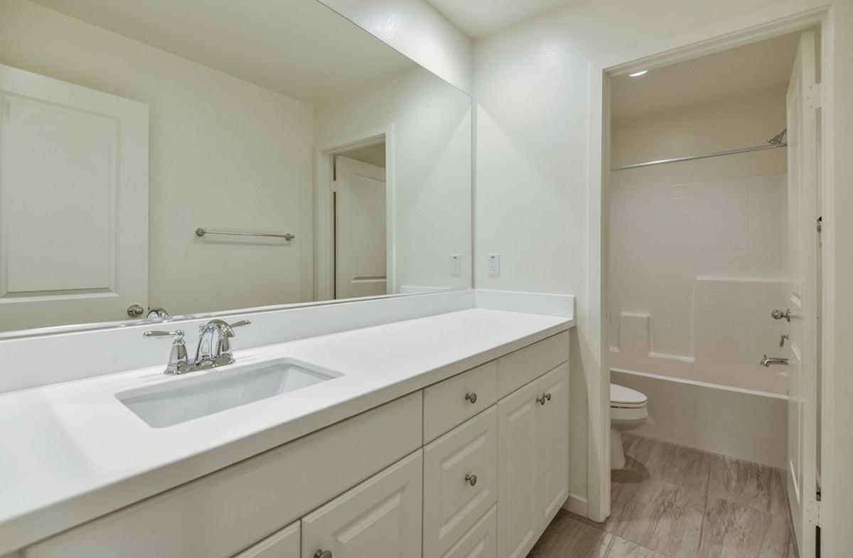 Starflower quick move-in Starflower master bathroom