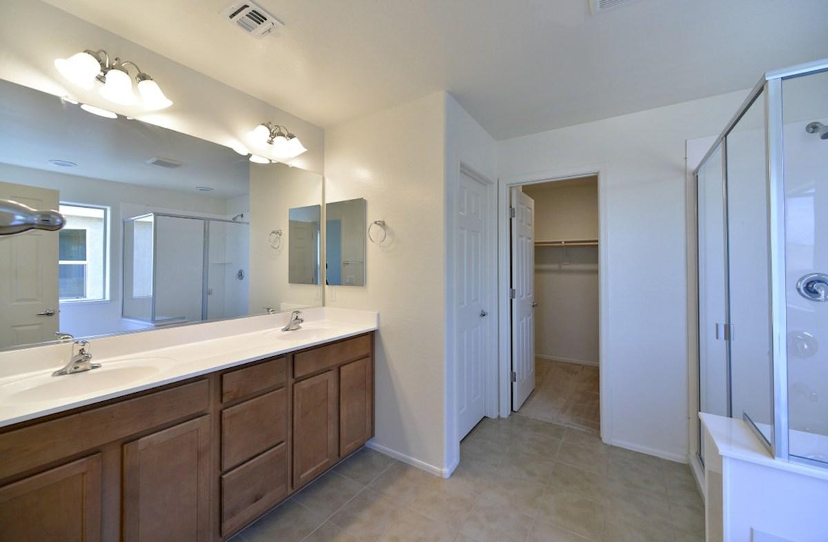 Abilene quick move-in dual vanity