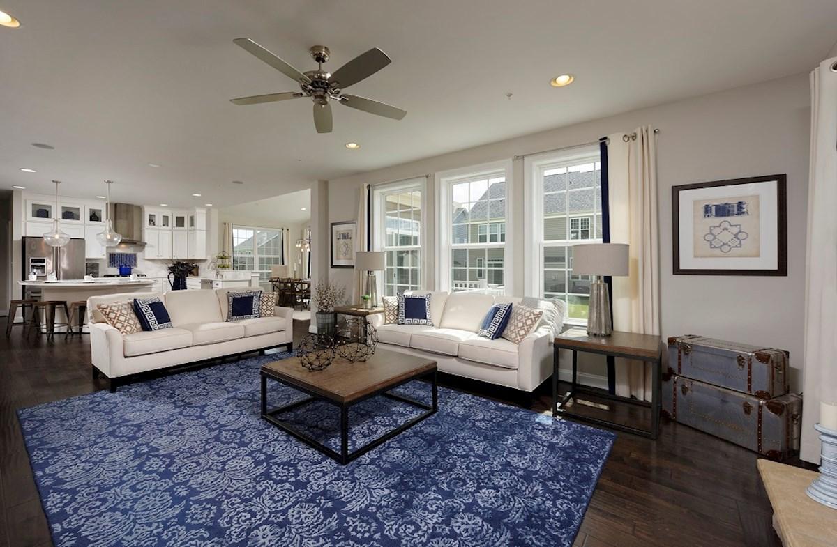 Enclave at River Hill Brookview Brookview Living Room