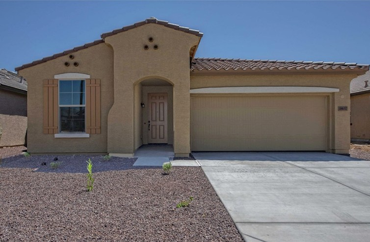 Chaparral Elevation Spanish Colonial L quick move-in