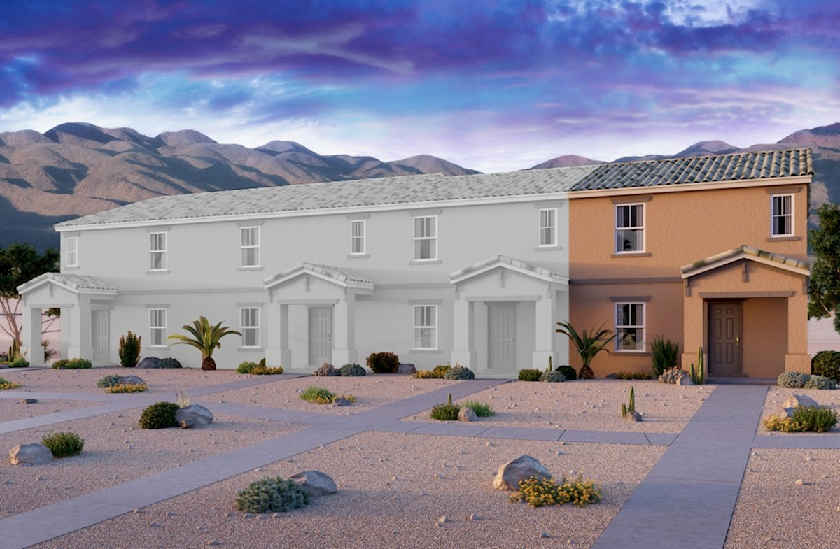 Bedford Elevation Spanish Colonial quick move-in