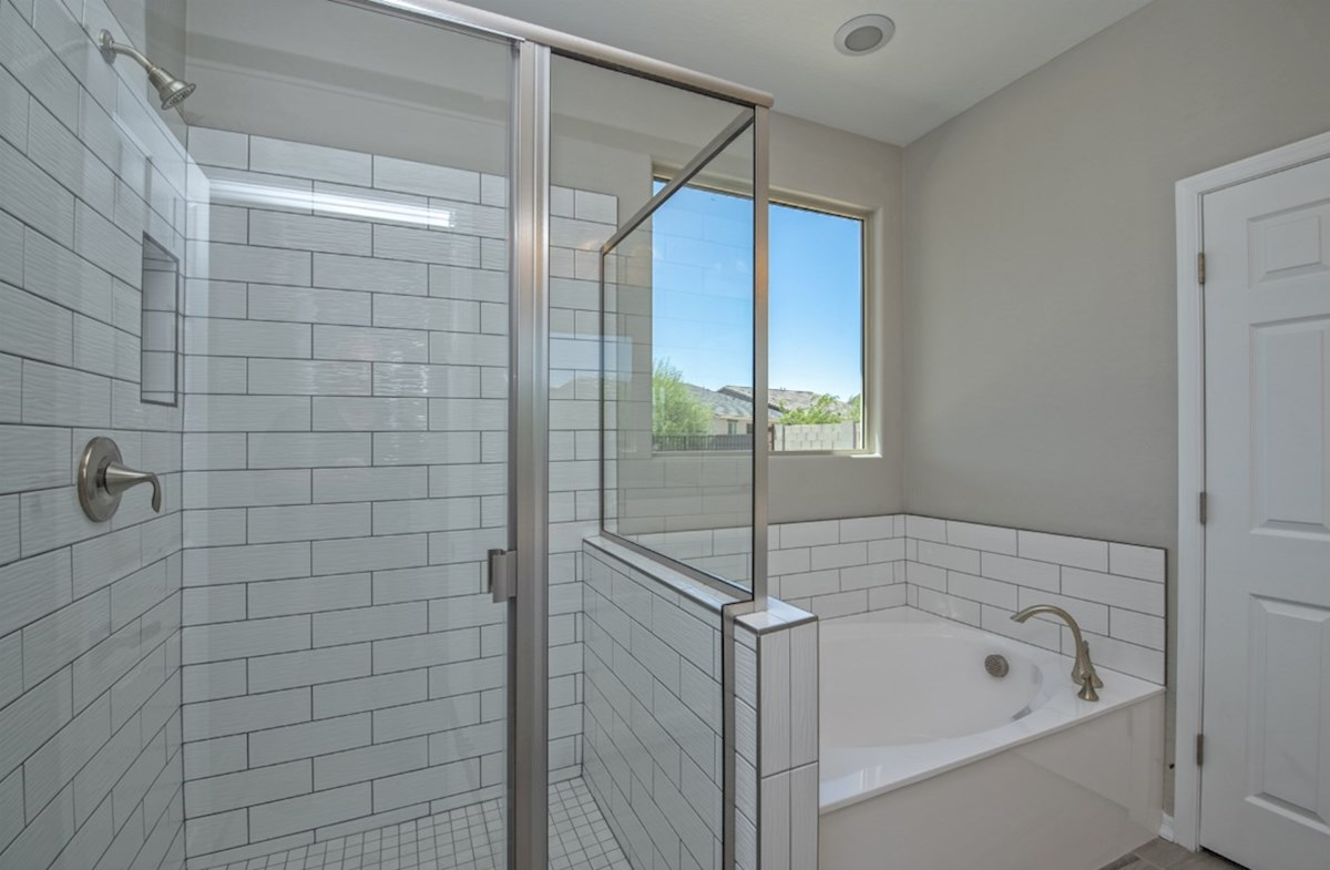 Copley quick move-in Copley Master Bathtub and Shower