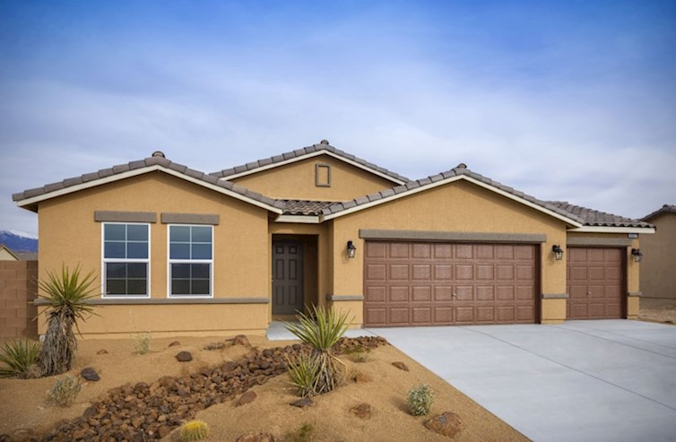 Summit Elevation Spanish Colonial L quick move-in
