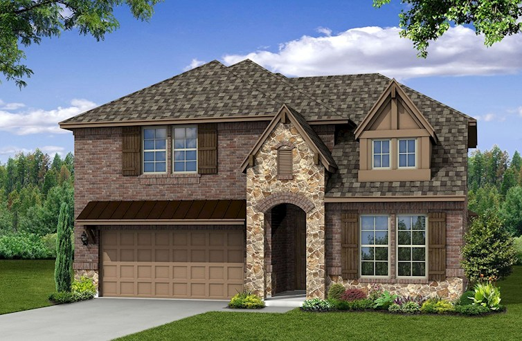 Summerfield Elevation Traditional L