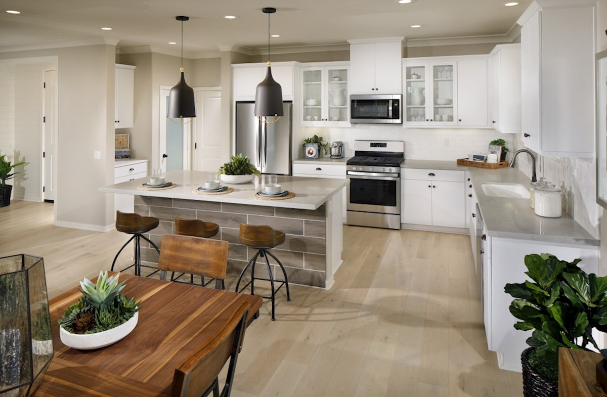Provence at Heritage Ranch Chardonnay Prepare chef-inspired meals in your gourmet kitchen.