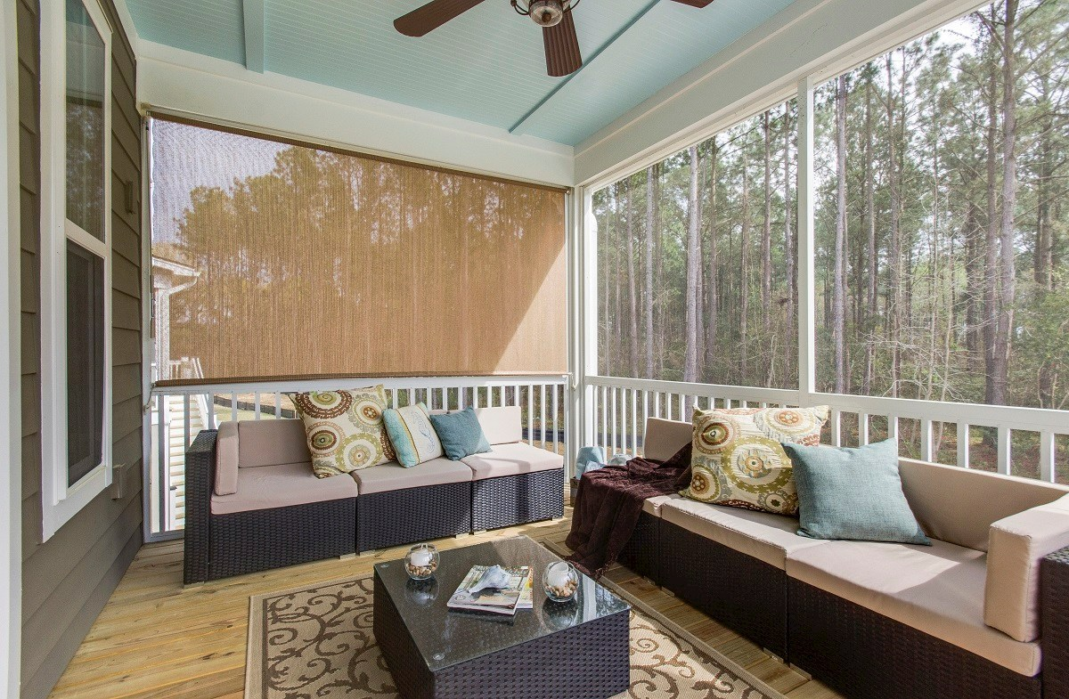 St. Thomas Preserve Archdale private screened porch