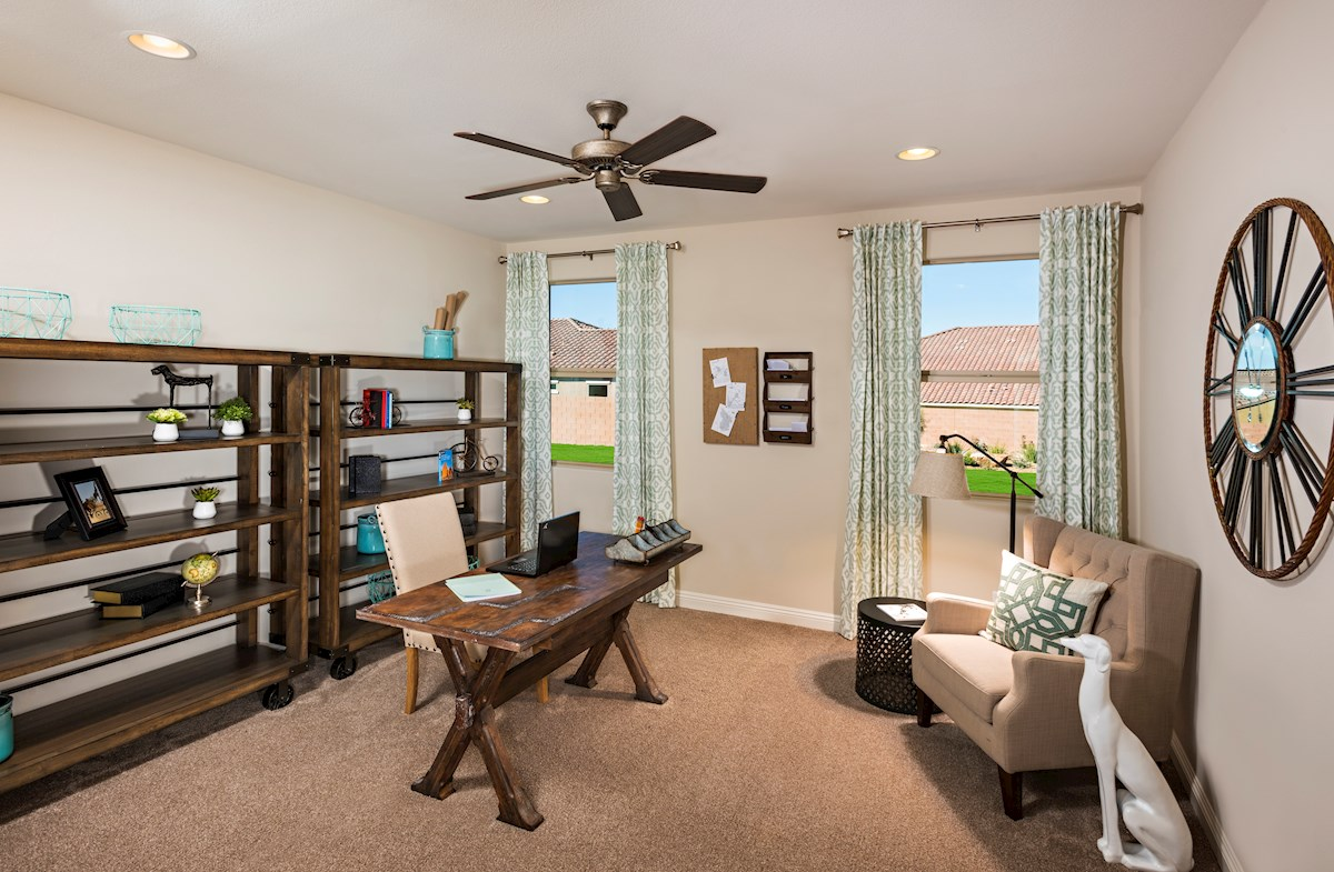 versatile space in the Zion Study