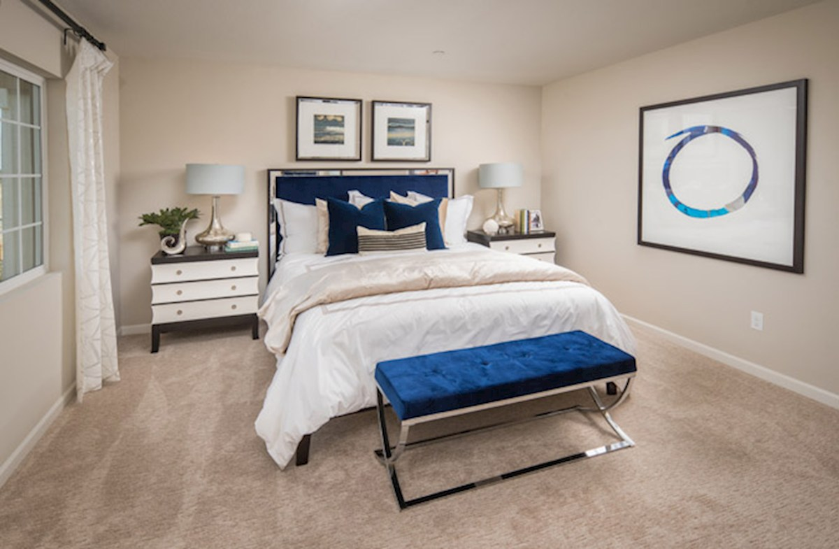 Natomas Field Residence 2 unwind in your spacious master bedroom