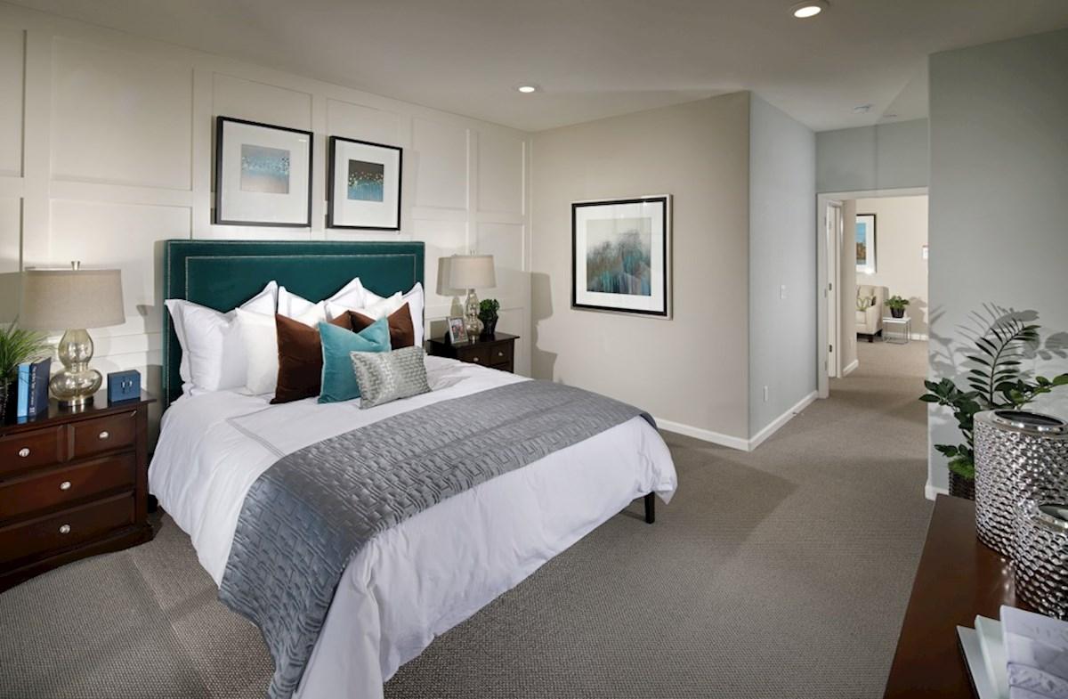 Natomas Field Montgomery Montgomery Master Bedroom