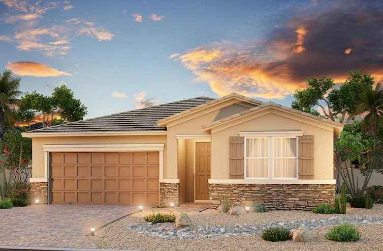 Willow plan at Shadow Crest