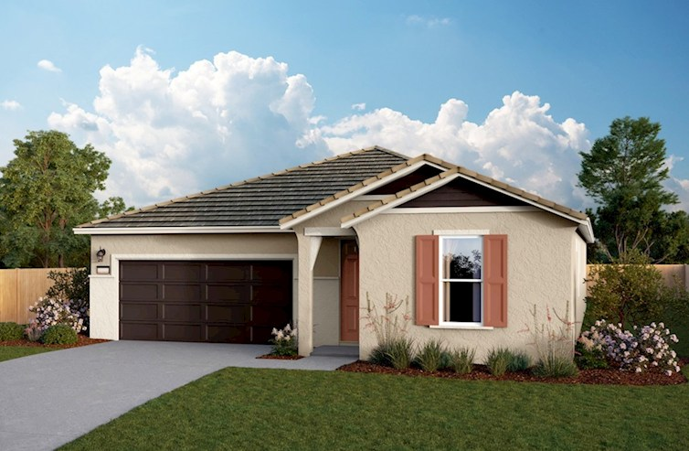 Residence 1 Elevation Classic Revival L
