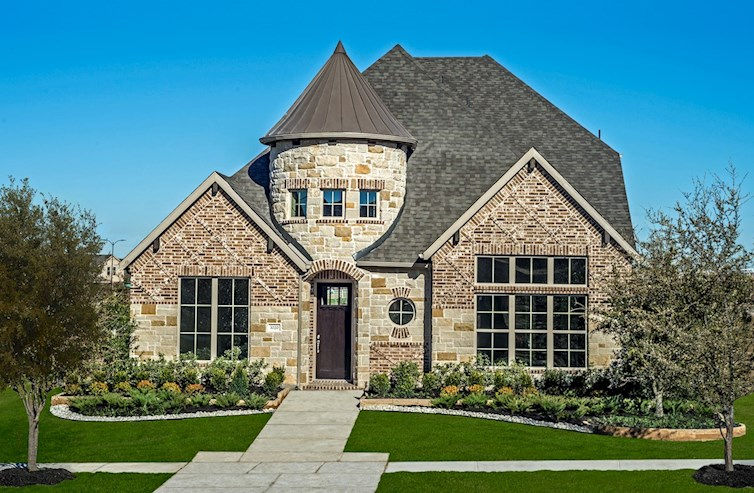 brighton stone exterior