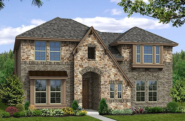 Richland Elevation Traditional A