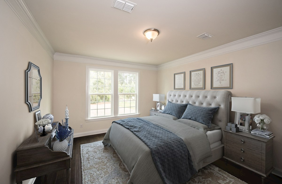 Jasmine Point at Lakes of Cane Bay Sweetgum private master bedroom