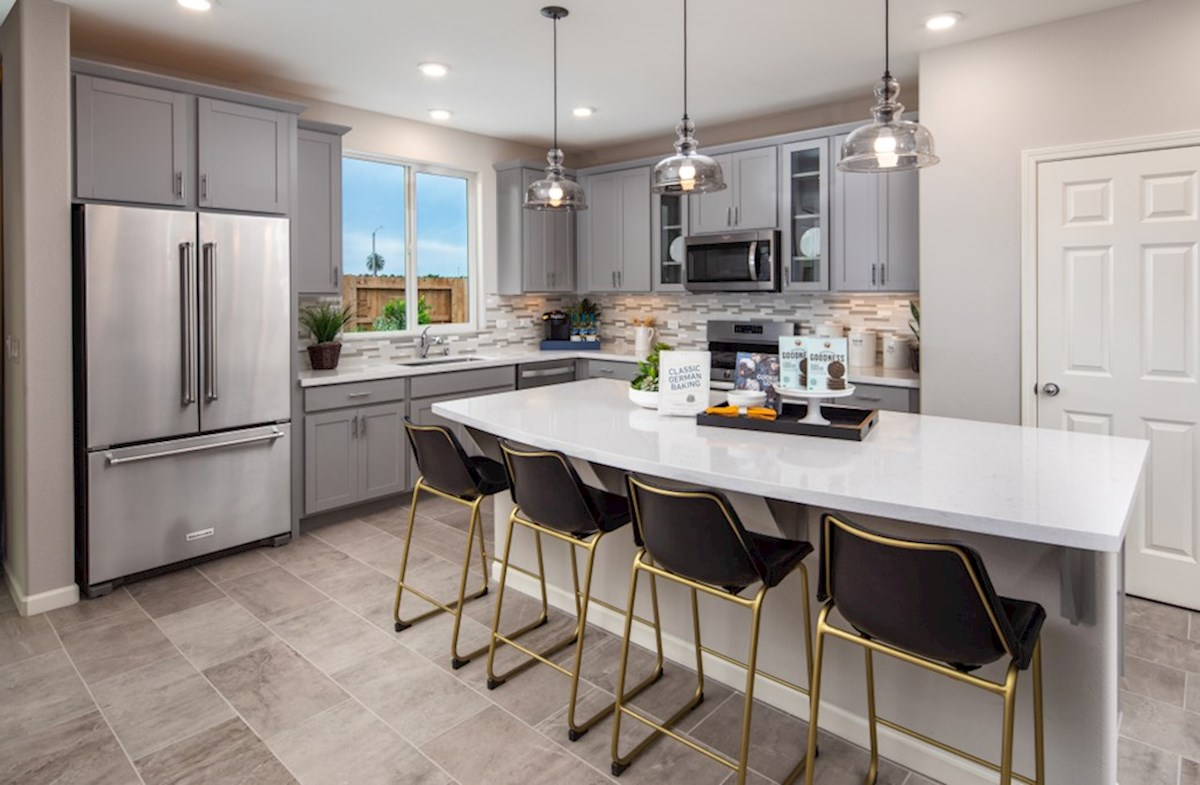 Sequoia Trails Residence 2 kitchen