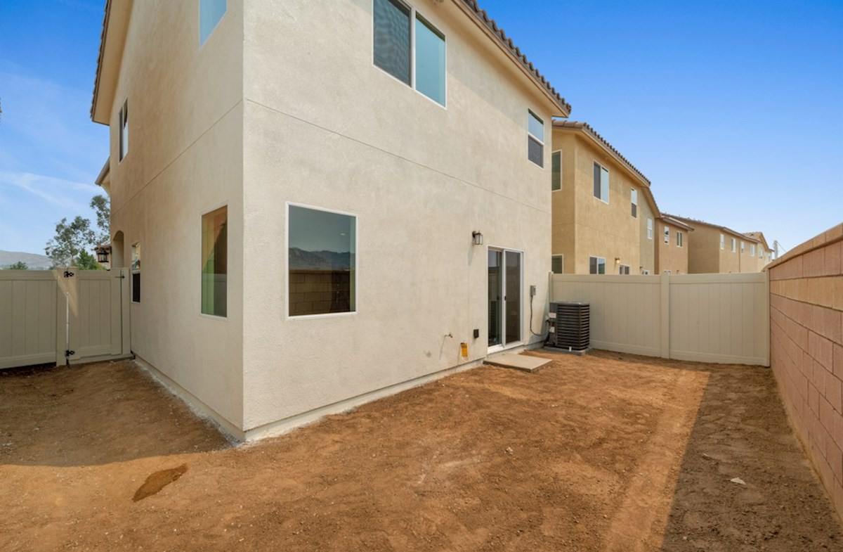 Paxton Elevation Spanish Colonial A quick move-in
