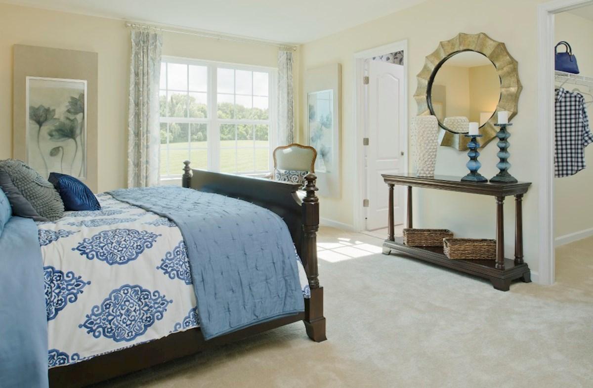 The Preserve at Windlass Run - Single Family Homes Harrison enormous master bedroom