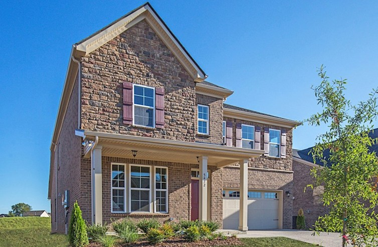 Oxford Elevation French Country L quick move-in