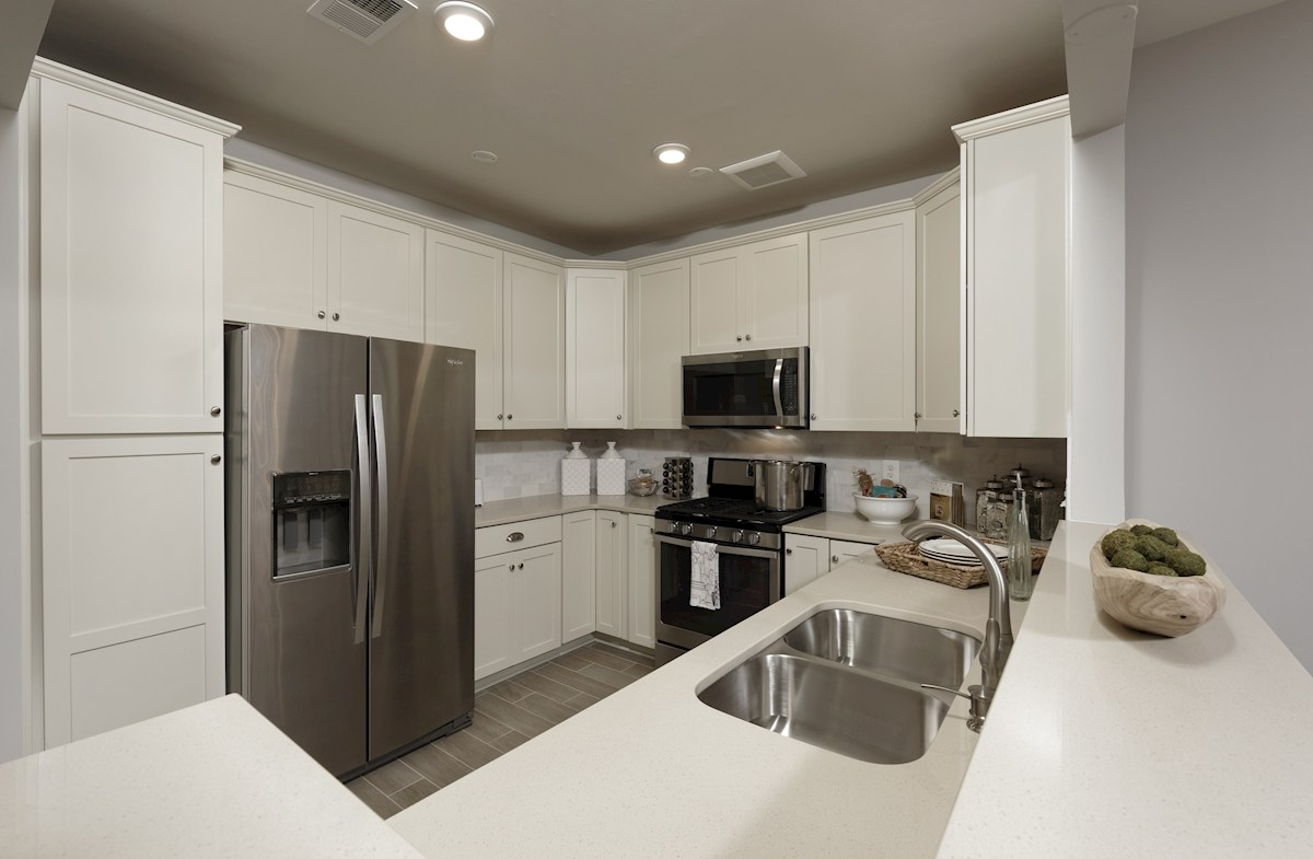 Gatherings® at Quarry Place Aspen with Study Elegant Kitchen
