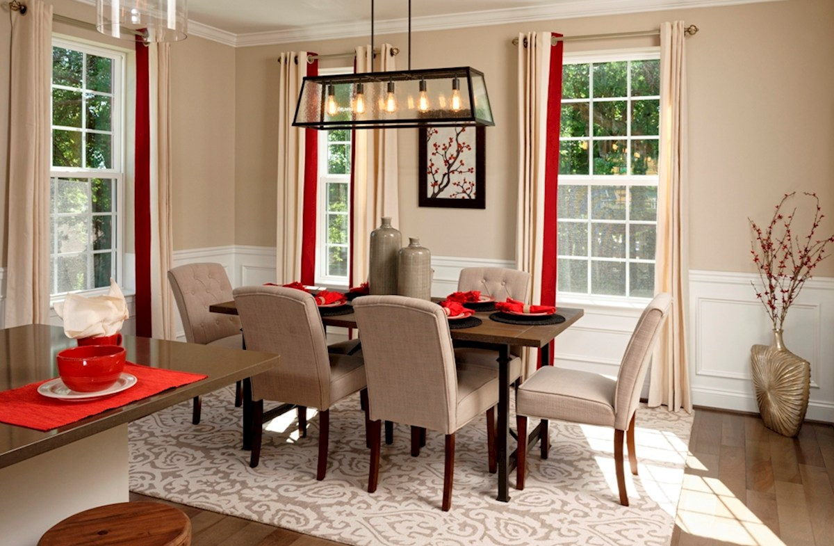 Morris Place Rockville II Rockville Dining Room