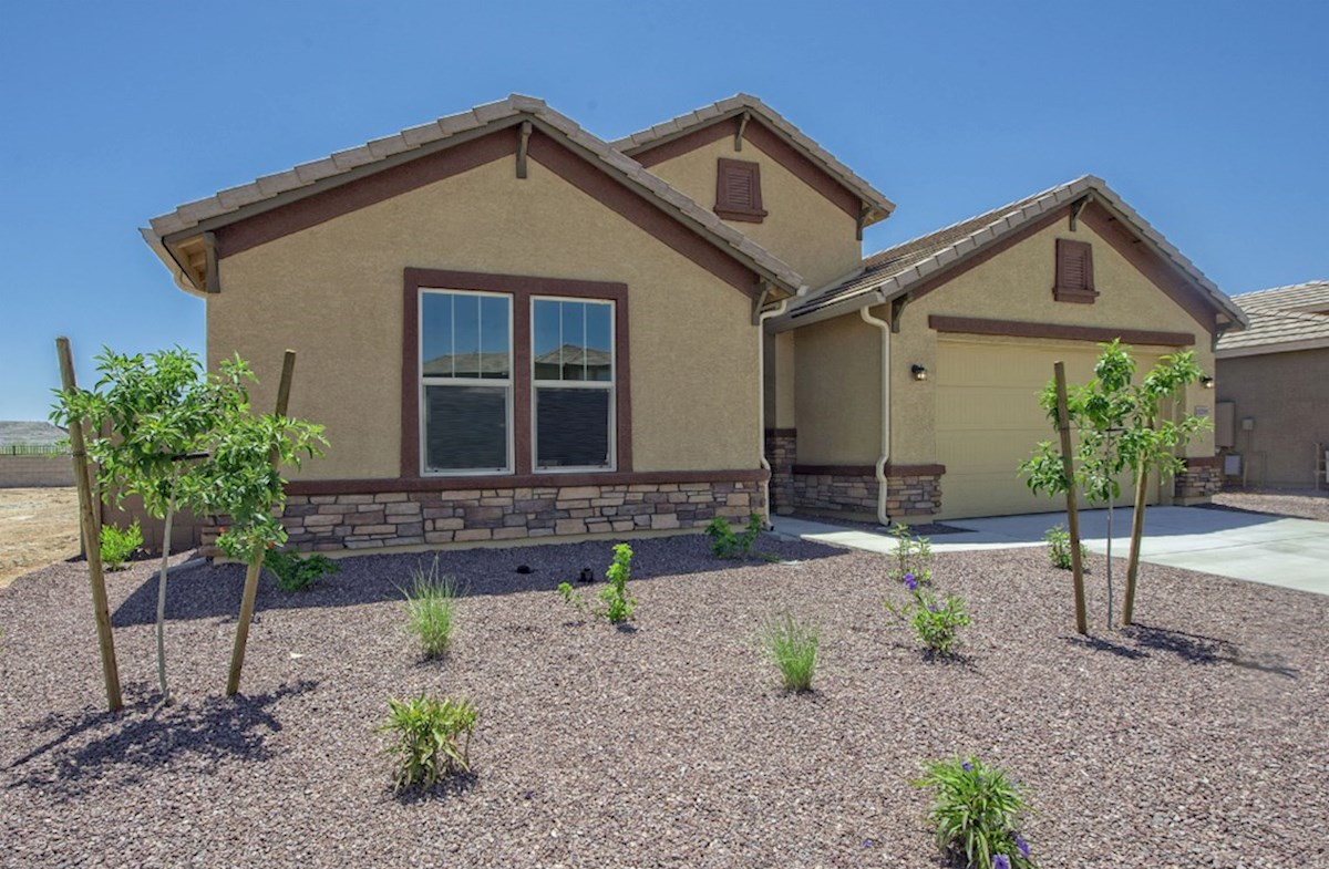 Rockwell Elevation Craftsman quick move-in