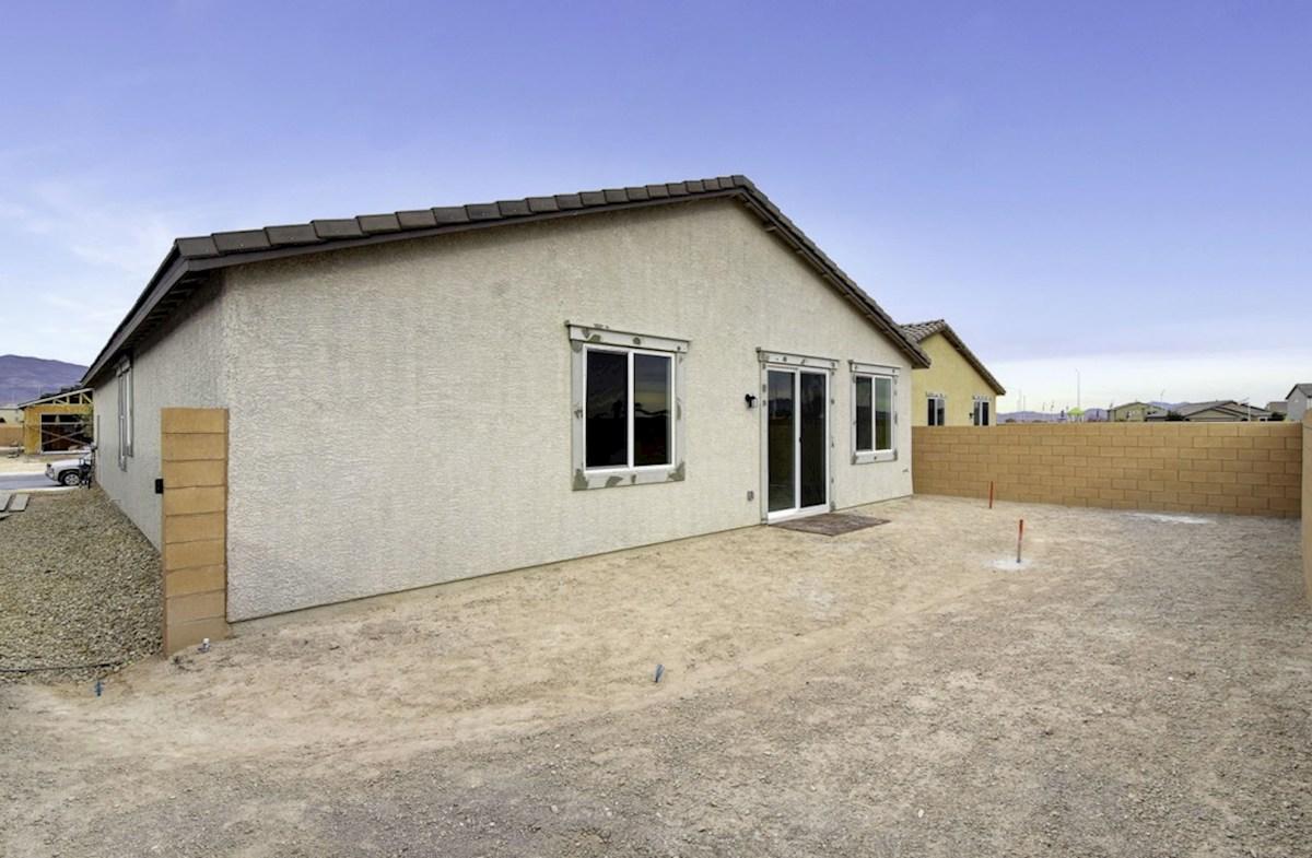 Zion quick move-in Rear Yard homesite # 90