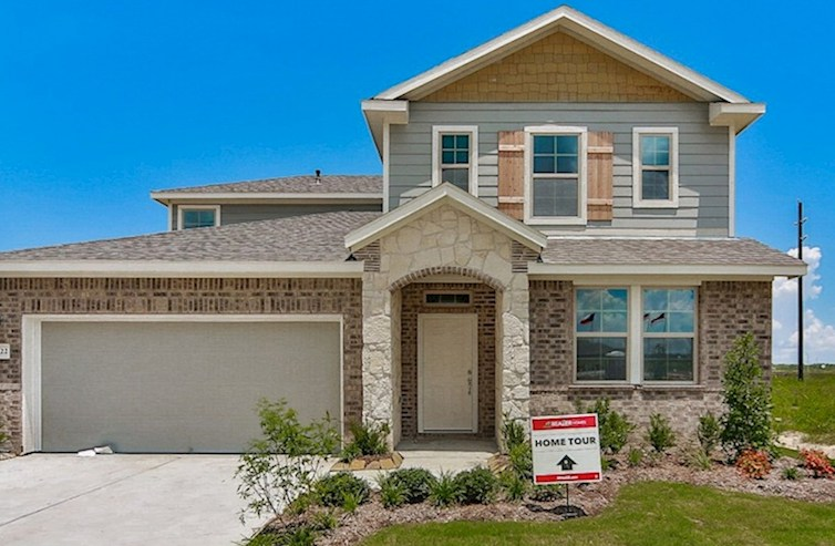 Cascade Elevation French Country A quick move-in