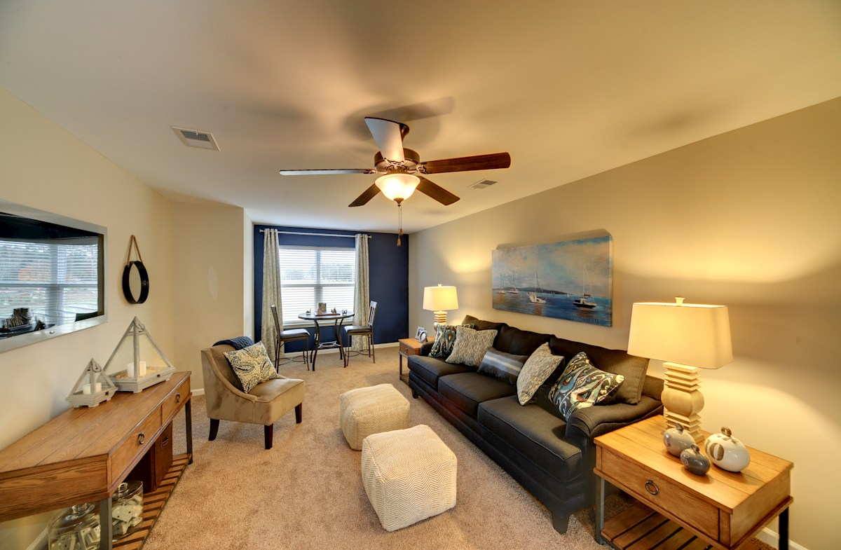 Spring Mill Plantation Summerton Guest Suite Away from Main House