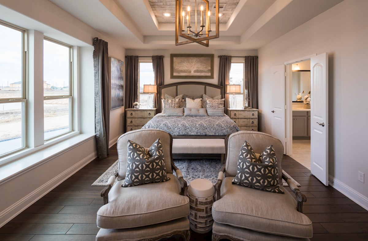 The Harper Master Bedroom