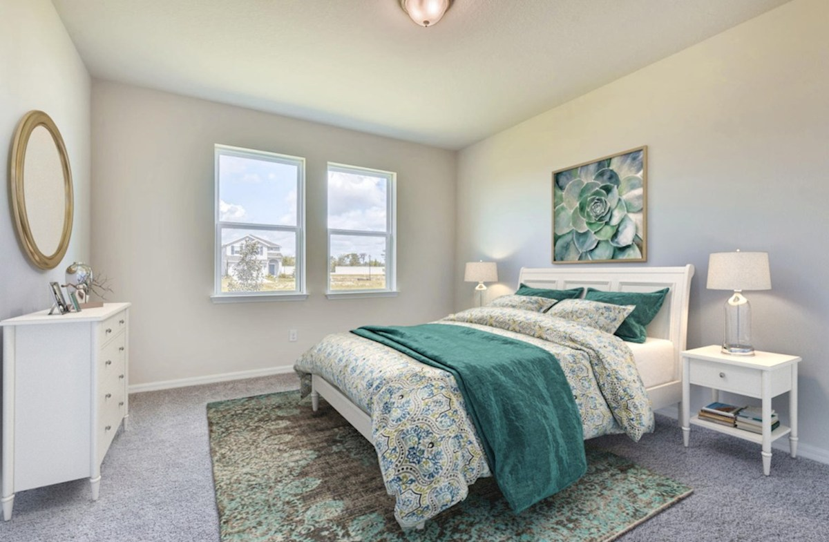 The Reserve at Pradera Sand Bar blissful master bedroom