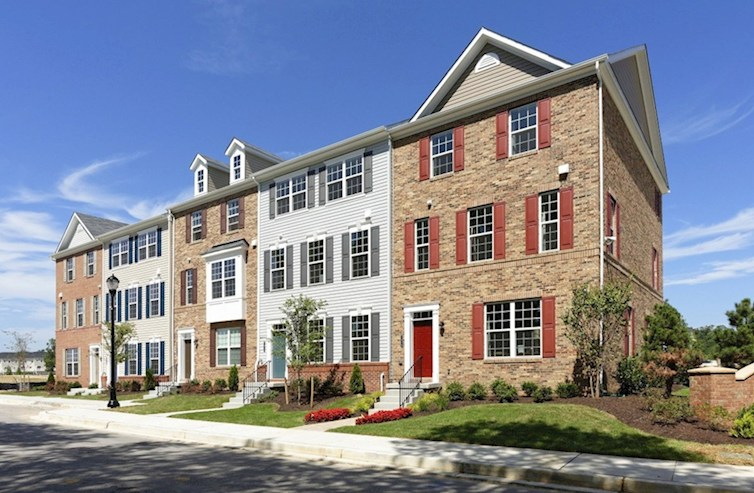 Rockville II Elevation C quick move-in