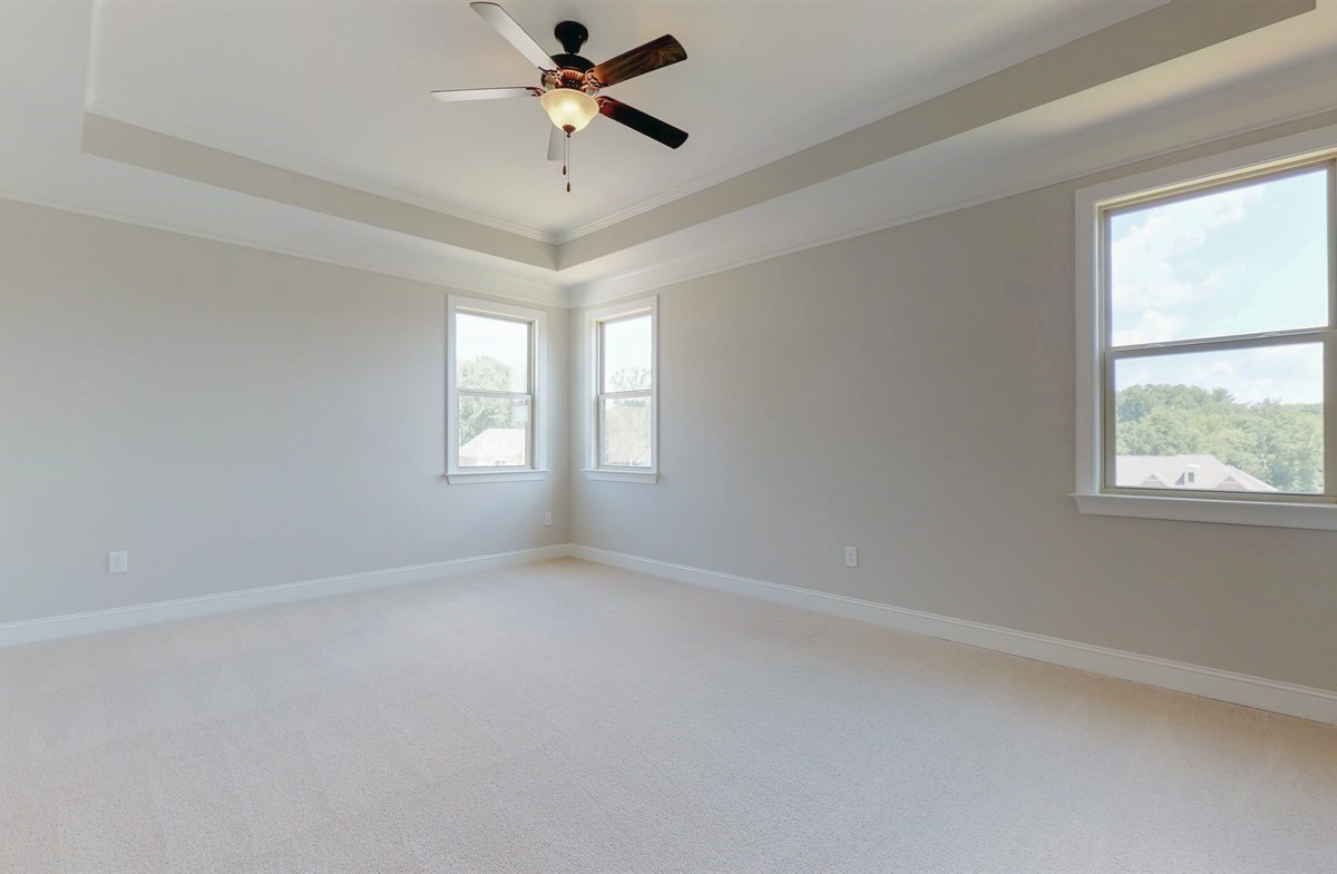 Tara quick move-in Master Bedroom with tray ceiling