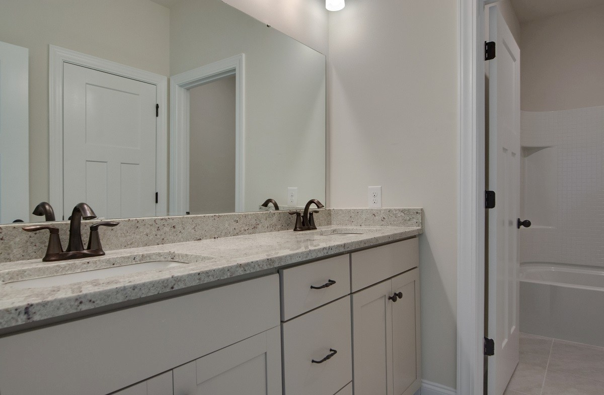 Archdale quick move-in well-appointed secondary bathroom