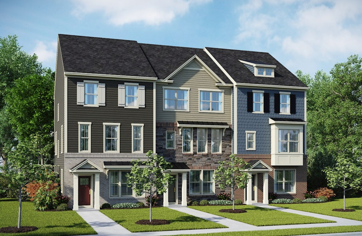 Chesapeake Elevation Traditional M quick move-in