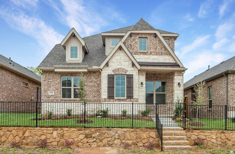 Brazos Elevation French Country M quick move-in