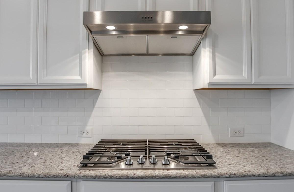 Prescott quick move-in Prescott gas cooktop