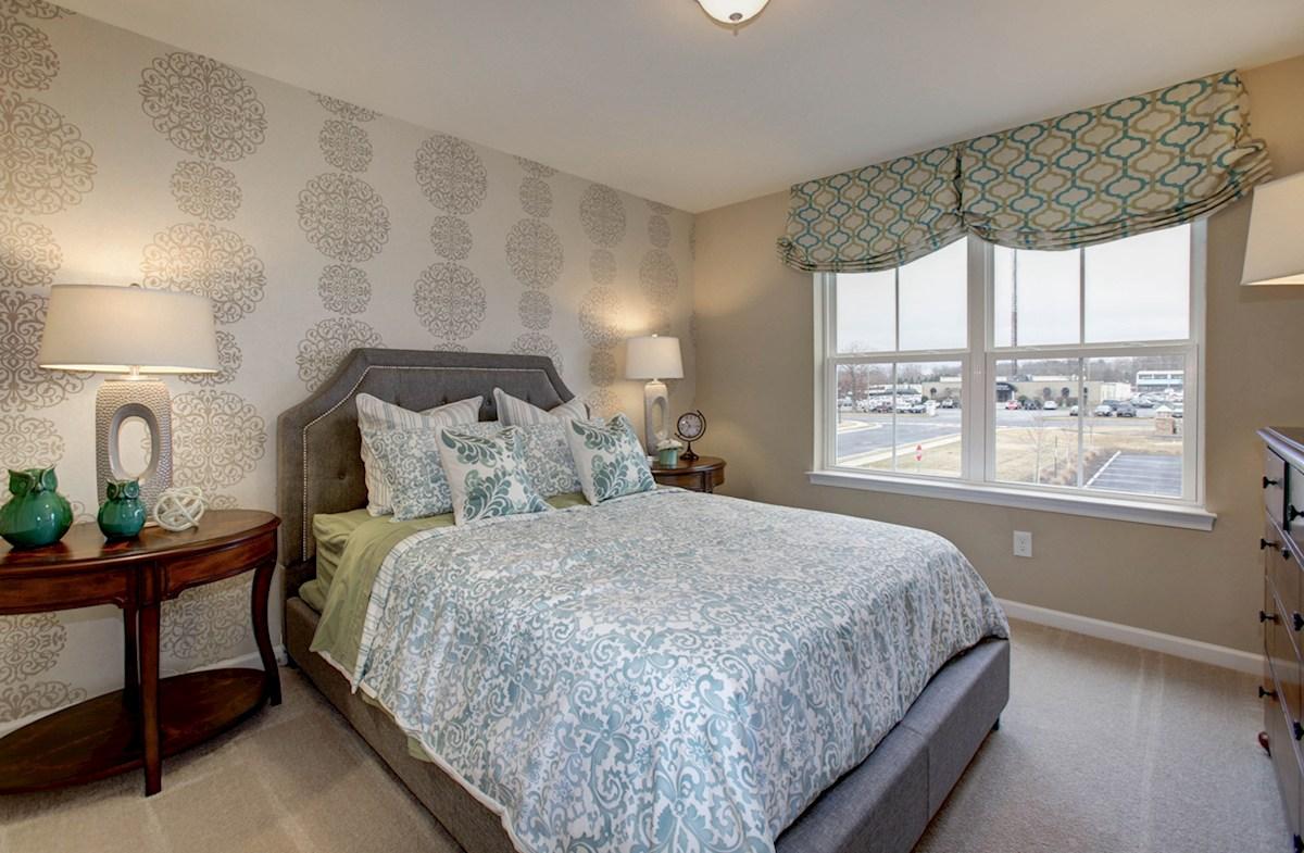 Summerfield Oxford carpeted bedroom