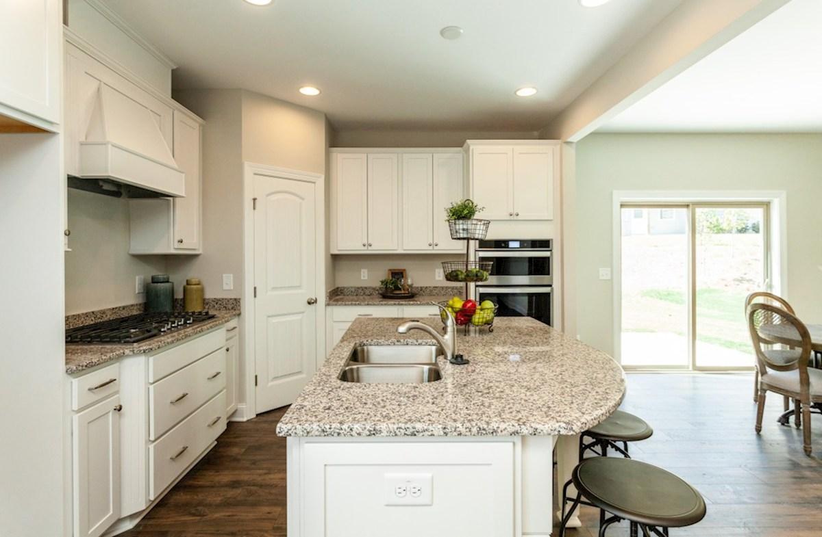 Maddan quick move-in Maddan kitchen