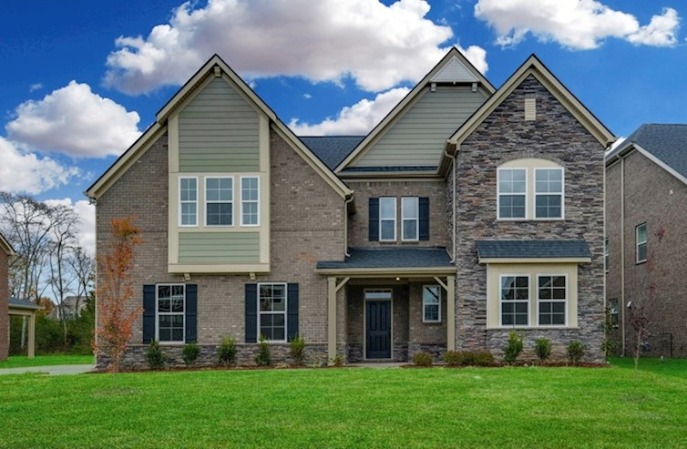 Mckinley Elevation French Country V quick move-in