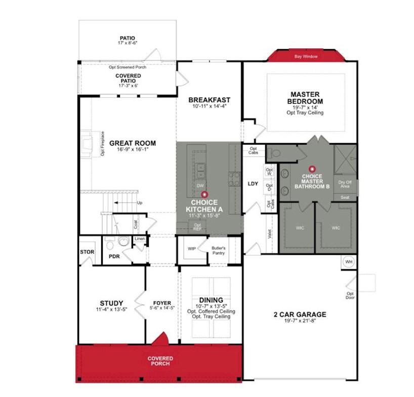 937 Abernathy Place in Belle Mer Myrtle BeachSC Beazer Homes