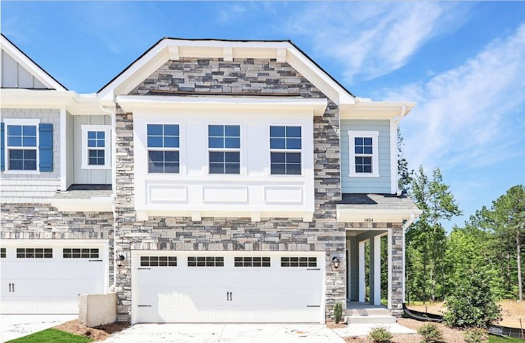 Waverly Elevation French Country L quick move-in