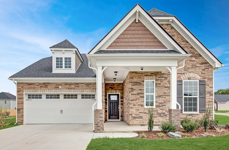 Harper Elevation French Country M quick move-in
