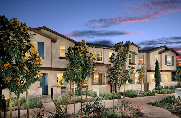 new townhomes in Oceanside